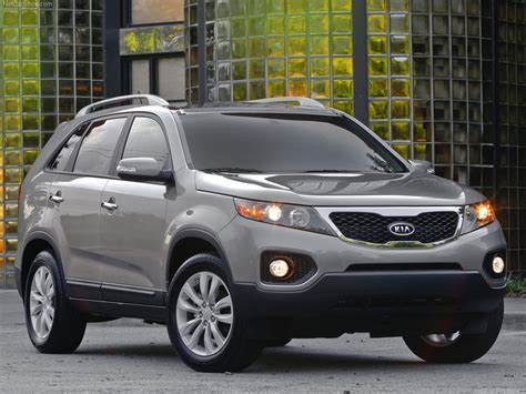 Kia Sorrento Prices 2011 Kia Sorento Suv Photos Price Specifications