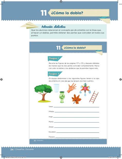 libro de 6 grado apoyo apoyo para el docente libro santillana 6 grado desafios