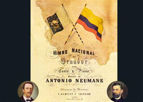 Himno Nacional Del Ecuador Historia Del Ecuador Enciclopedia Del | himno nacional del ecuador historia del ecuador