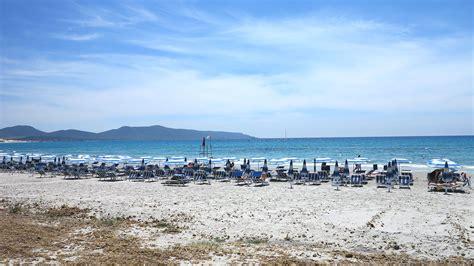 porto pino sardinia endless white sands sayokay world