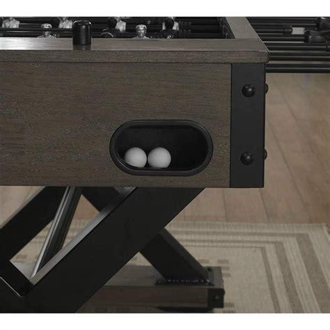 American Heritage Pool Table Reviews by American Heritage Billiards Element Foosball Table 390003