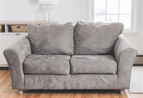 Sofas With Cushions by Slipcovers For Sofas With Attached Cushions Can It Be Done