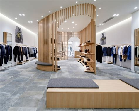interior design for retail stores a p c store by laurent deroo kyoto japan 187 retail