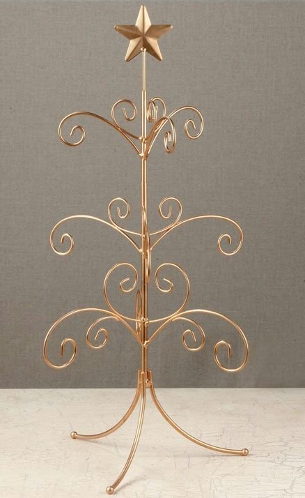 metal christmas tree ornament display eknom jo