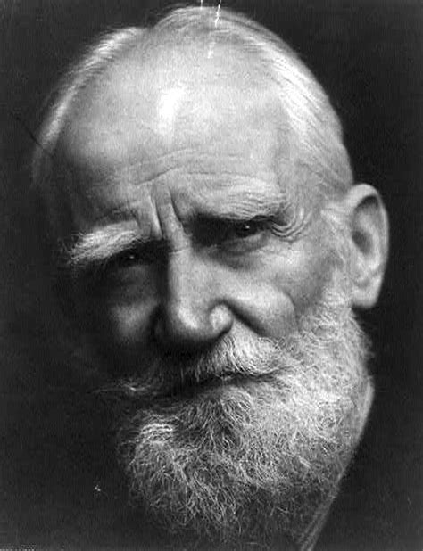 George Bernard Shaw's Warning from History | The Contrary