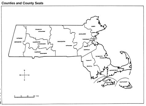 massachusetts county map massachusetts history geography and government