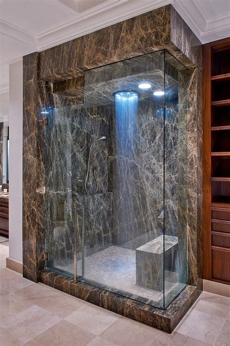 Waterfall Showers Bathroom Waterfall Shower For Back Nature The Homy Design