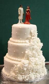 simple white wedding cake archives cakes and cupcakes mumbai