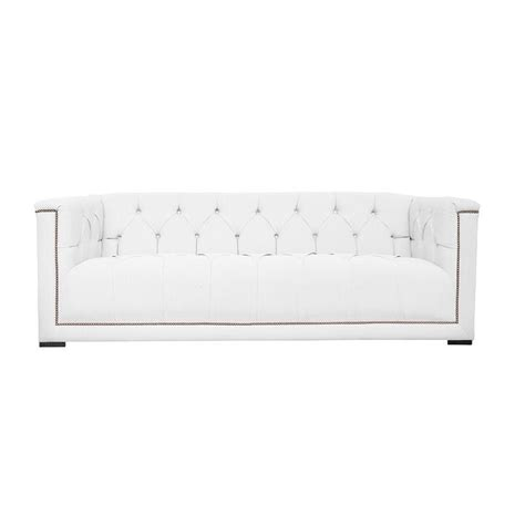 tufting sofa white tufted sofa