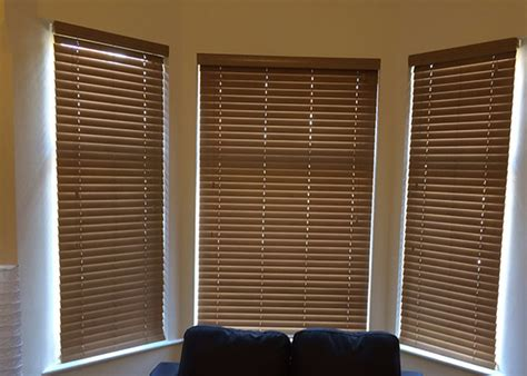 Wooden Tape Blinds Wood Amp Wooden Blinds Made To Measure Fully Fitted By Day