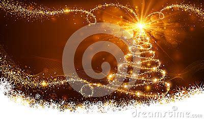 magic christmas tree royalty  stock images image