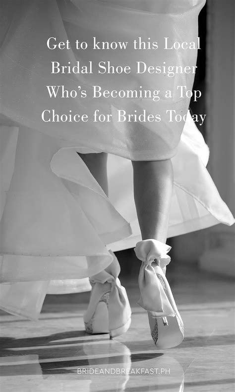 Why Get Custom Made Bridal Shoes   Philippines Wedding Blog