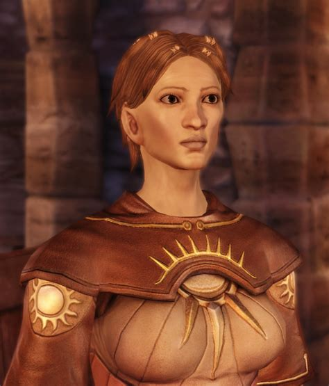 chantry sister hildegard dragon age wiki
