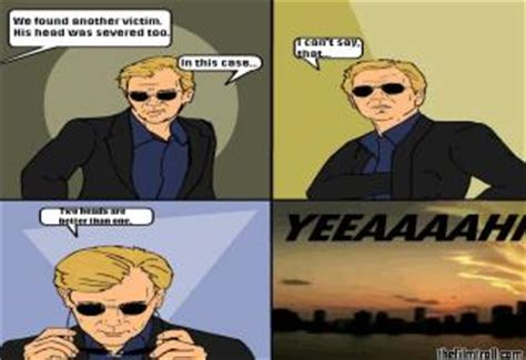 Horatio Csi Meme - horatio csi miami meme memes
