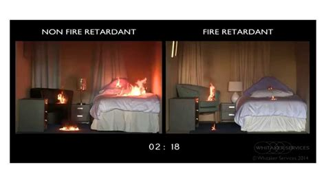 Resistant Material For Fireplace by Retardant Fabric Tests Safety