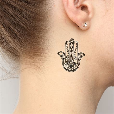 hamsa tattoo meaning up cover up tattify