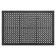 Cushion Mat Keset Mie Ideal Mat ideal 2 4m green open weave cing matting bunnings warehouse
