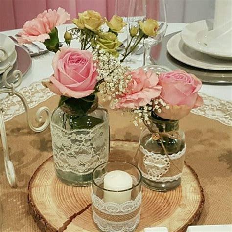 Hochzeitsdeko Holzscheiben by Tischdekoration Mieten Deko Point