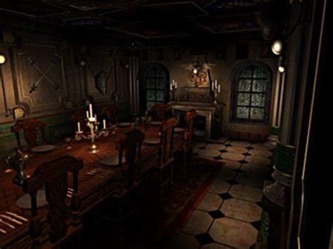 Resident Evil Dining Room clock tower dining room resident evil wiki fandom powered by wikia