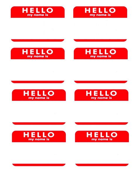 printable name tags hello my name is 7 best images of hello my name is tags printable hello