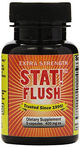 Stat Detox Shoo by Stat Flush 5 Capsules How To Lose Weight