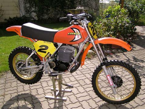 european motocross bikes kramer mx 500cc 1981 motocross