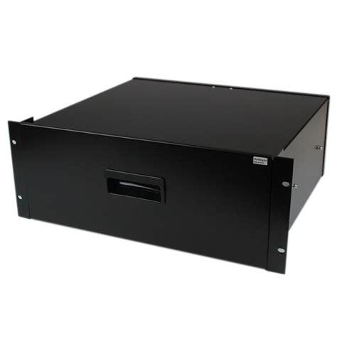 Drawer Racks rackmount drawer 4u black sliding rack storage drawer startech