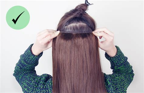 hair extensions how they work consejos que no hacer con las extensiones extensiones
