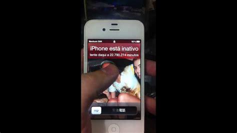 iphone ficara inativo por  anos youtube