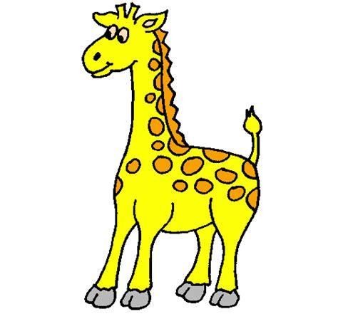 Dessin De Girafe Colorie Par Membre Non Inscrit Le 27 De
