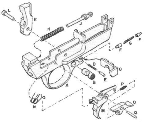 m1 carbine parts diagram 30 cal carbine exploded diagram wiring diagram and fuse box