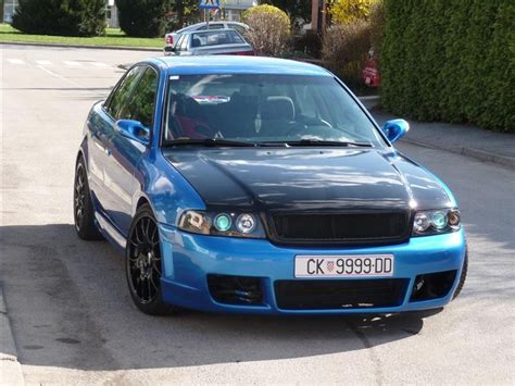 Audi A4 1995 by Metalac 1995 Audi A4 Specs Photos Modification Info At