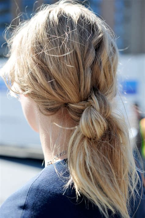 tying of long hair 3 ways to tie your hair up without hair tie lipstiq com