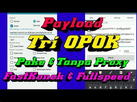 bug tri terbaru terbaru payload tri opok 4 bug pake tanpa proxy