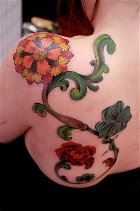 island flower tattoo designs tattoos gallery hawaiian flower designs look