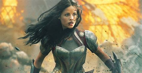 jaimie alexander confirms thor 3 and that s she s jaimie alexander s lady sif possibly confirmed for thor