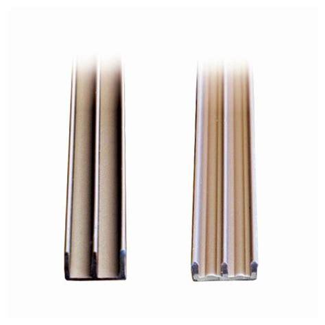 Plastic Sliding Door by 48 Quot Plastic Sliding Door Track Ebay
