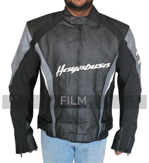 Jaket Grab Bike joe rocket suzuki hayabusa biker leather jacket