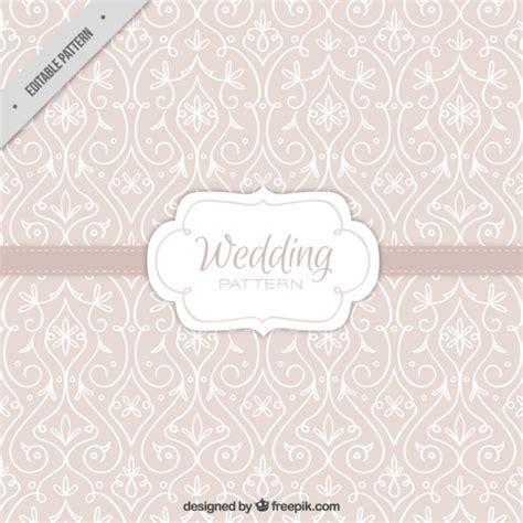 freepik wedding pattern beige pattern with hand drawn floral decoration for
