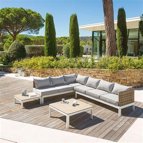 Salon De Jardin Hesperide 866 by Salon Barcelone Naturae Hesp 233 Ride 6 Places