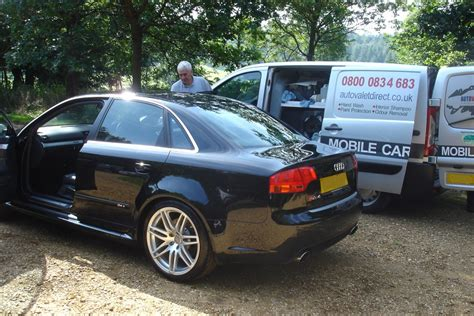 Audi Franchises Uk by Autovaletdirect Franchise At The Audi Quattro Golf Cup