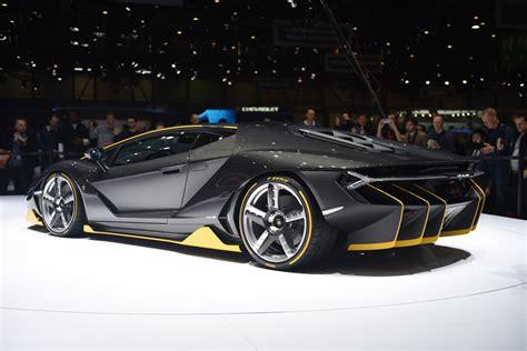 New Lamborghini 2016 Geneva 2016 Lamborghini Centenario Gtspirit
