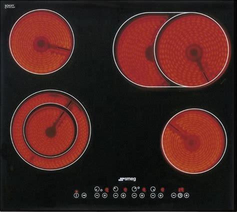 kochfeld autark 60 cm kochfeld autark glaskeramik smeg se2664 ceran
