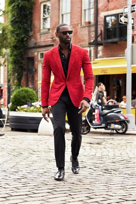well dress with jacket good hairstyle for a long face 30 casual outfits ideas for black men african men fashion