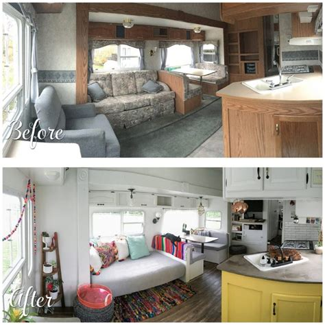 the brave vintage rv renovation inspiration 12 epic cer remodel ideas you have to see