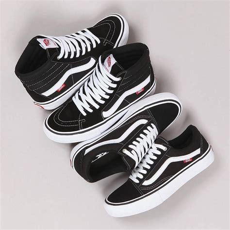 Vans Oldskool Sk8 By Djshop12 vans sk8 hi skool pro skate black white https www