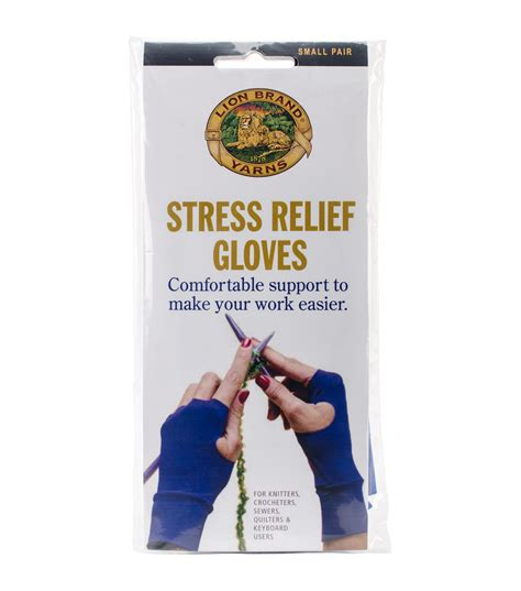 knitting stress relief stress relief gloves for knitters jo