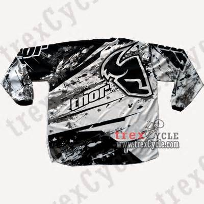 Jersey Sepeda Downhill Cross 2 trexcycle indonesia toko aksesoris sepeda