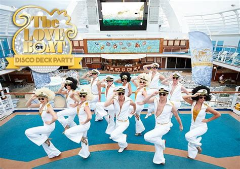 cruise ship plays love boat theme onboard entertainment princess cruises