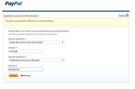 cara membuat akun paypal menggunakan atm paypal untuk pembayaran bisnis online cara membuat akun